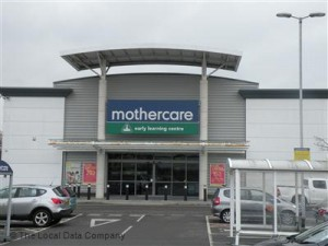 Mothercare Hayes