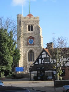 Pinner Parish Church, Pinner